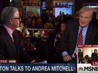 Chris Matthews: Sanders a Better Campaigner, Bill Is a 'Little Rusty'