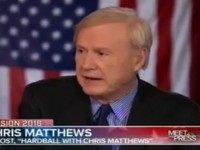 Chris Matthews: Rubio's Repetitive Debate Responses Were 'Strange,' 'Not Human'