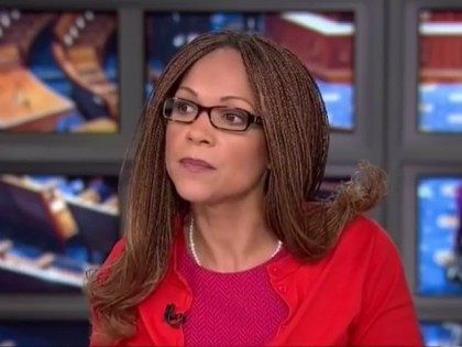 MSNBC's Melissa Harris-Perry: I Was Almost Killed by a Crazy Man Ranting About Nazi Germany! (Maybe)