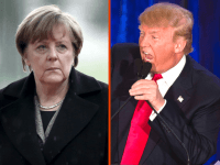 Trump Thumps Merkel On Migrant Madness: 'It's The End Of Europe'