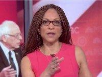 Melissa Harris-Perry commented on the 2016 primary race Saturday on …
