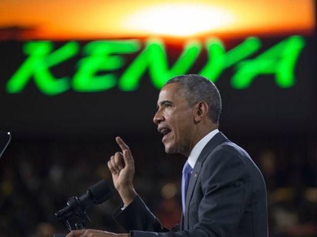 obama Kenya AP
