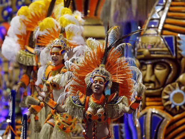 brazil rio de janeiro carnival to feature refugee