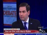 Rubio Responds to Repetition Criticism, 'I'm Going To Keep Saying Because It's True'