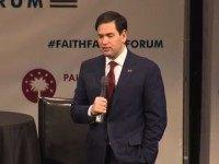 Rubio: Because of Modern Warfare We Will Never Have a Draft Again