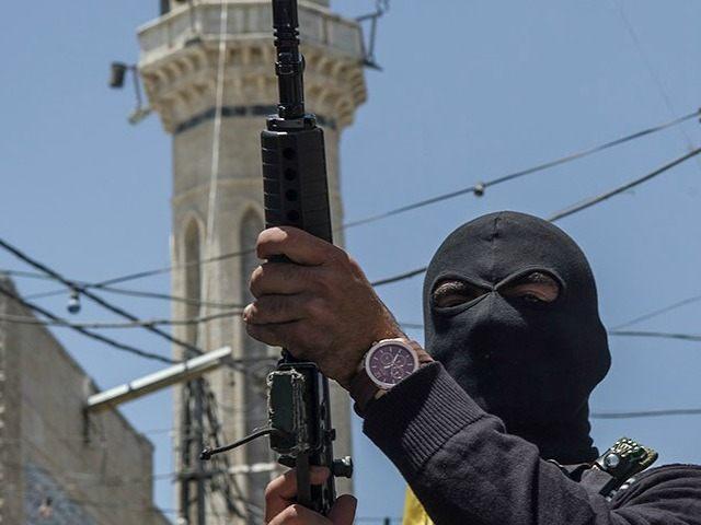 Islamic state terrorist West Bank