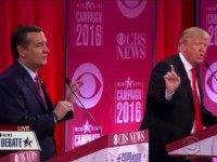 Trump to Cruz: You Are 'The Single Biggest Liar'