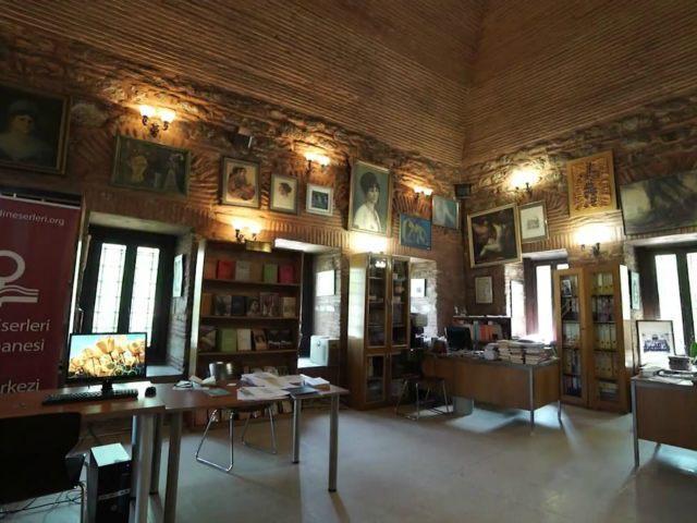 Women's Library, Istanbul, Turkey