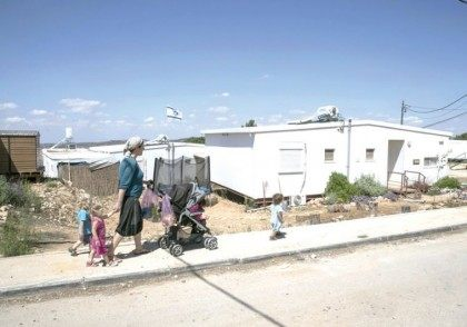 west bank settlement