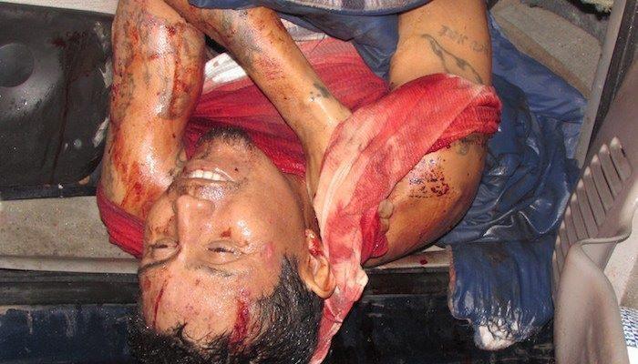 Matamoros Execution