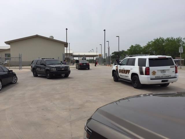 Texas Border Shooting