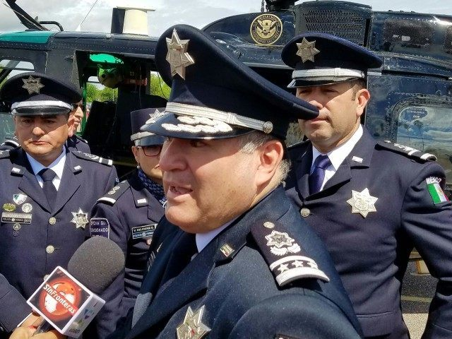 Mexico's Police Commissioner