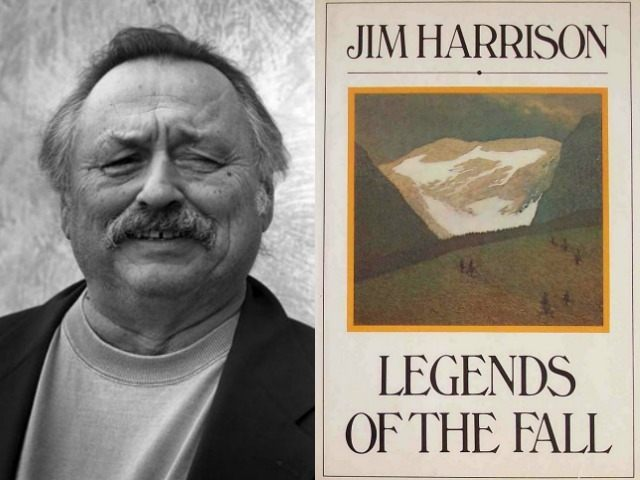 Jim Harrison legends of the fall book
