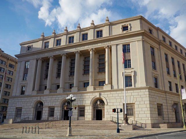 The Hipolito F. Garcia federal building