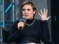 Lena Dunham participates in AOL's BUILD Speaker Series at AOL Studios on Thursday, Sept. 24, 2015, in New York. (Photo by Charles Sykes/Invision/AP)