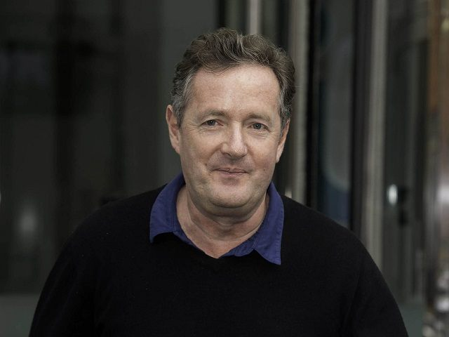 Photo by: KGC-143/STAR MAX/IPx 2015 11/23/15 Piers Morgan is seen outside the ITV London Television Centre Studios. (London, England, UK)
