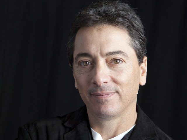 American actor and television director Scott Baio poses for a portrait, on Monday, Oct. 22, 2012 in New York. (Photo by Amy Sussman/Invision/AP)