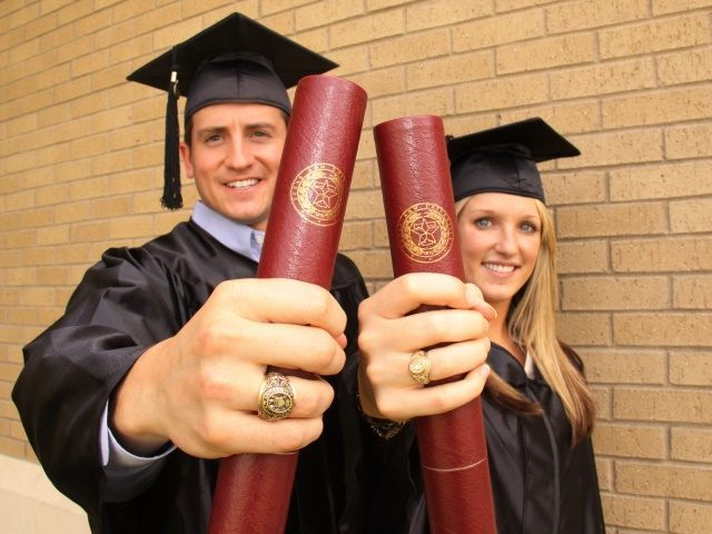 Aggie-Graduation