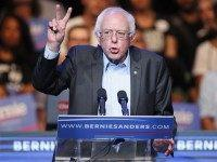 Bernie Sanders California (Danny Moloshok / Associated Press)
