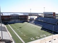 Berry Center Football Stadium