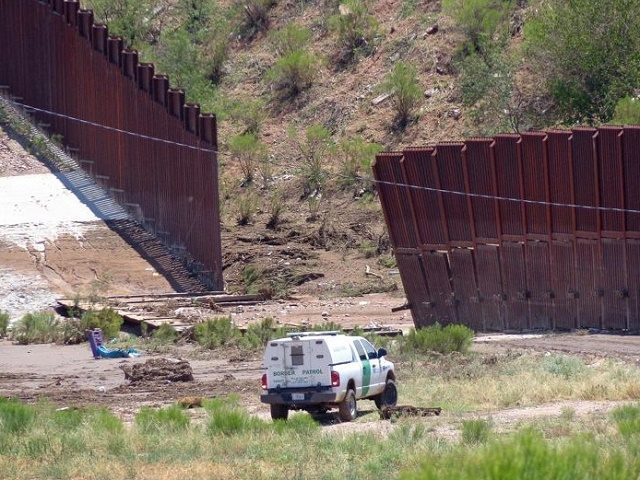 Border Fence Down - AP James Clark
