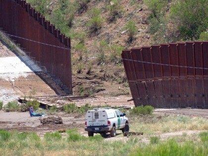 Border Fence Down - AP James Clark