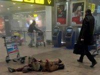 Brussels-terrorism-man-down-ap