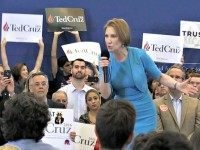Carly Fiorina Endorses Cruz NBC News