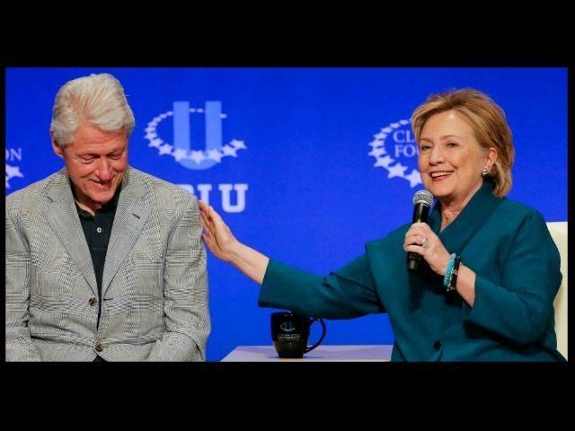 Clinton Foundation AP