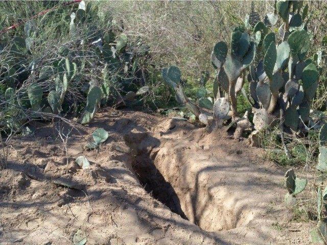 Coahuila grave
