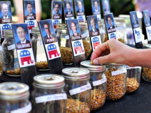 Corn Poll Paul SancyaAP