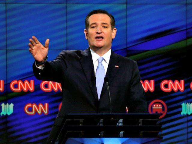 Cruz CNN Debate Rhona Wise