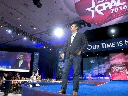 Cruz CPAC Saul Loeb Getty
