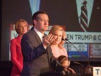 Cruz Rally in Houston