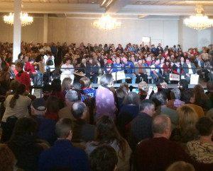 Cruz rally WTH