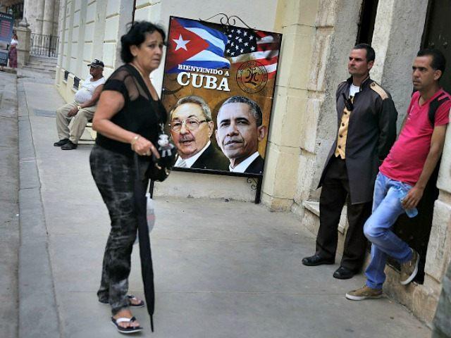 <> on March 18, 2016 in Havana, Cuba.