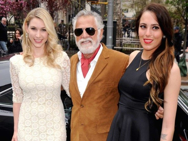 Dos Equis Jonathan Goldsmith (Associated Press)