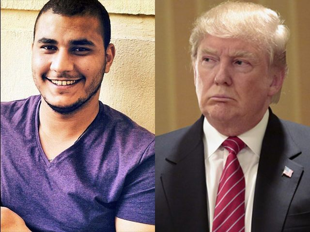 Egyptian-Student-Trump-AP-Reuters