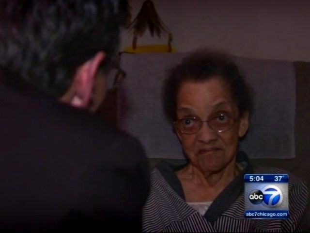 Elderly Woman ABC 7