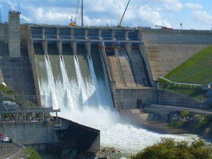 Folsom Dam (Vince / Flickr / CC / Cropped)