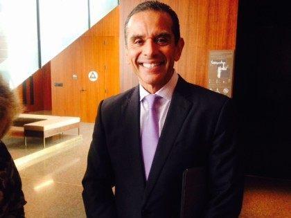 Antonio Villaraigosa (Adelle Nazarian / Breitbart News)
