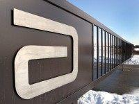 ABBOTT PARK, IL - FEBRUARY 10: An Abbott Laboratories logo is visible on a security gate near its headquarters February 10, 2004 in Abbott Park, Illinois. Abbott Laboratories has announced that it has received approval from the U.S. Food and Drug Administration (FDA) for 11 diagnostic assays for hepatitis, prostate …