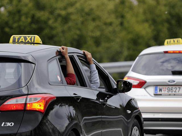 Muslim Taxi Driver