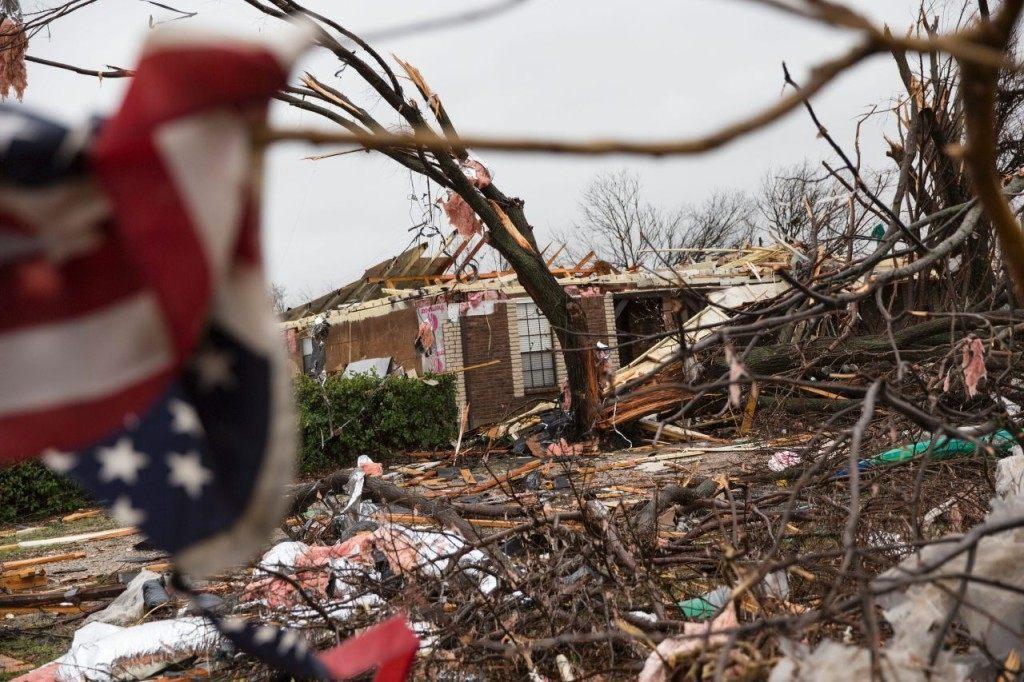(Photo: PLAURA BUCKMAN/AFP/Getty Images)