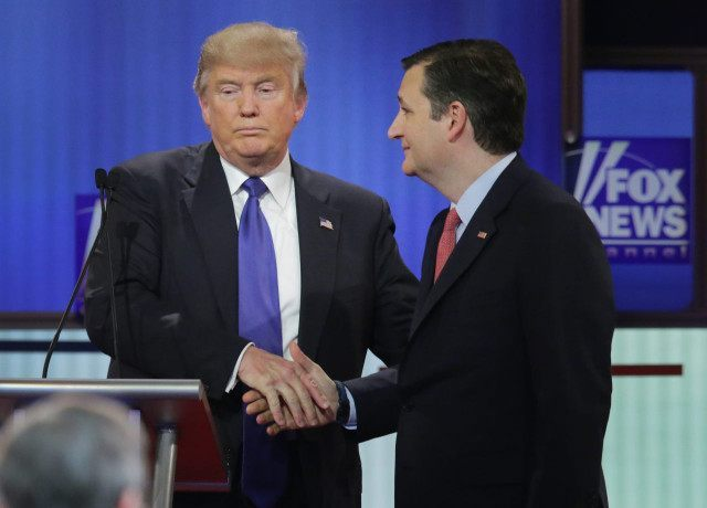 Cruz: I have forgiven Trump for his personal attacks