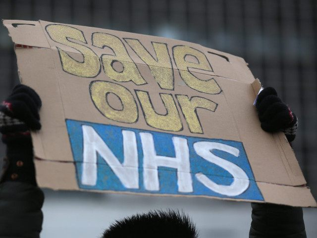 Junior Doctors Strike For 48 Hours