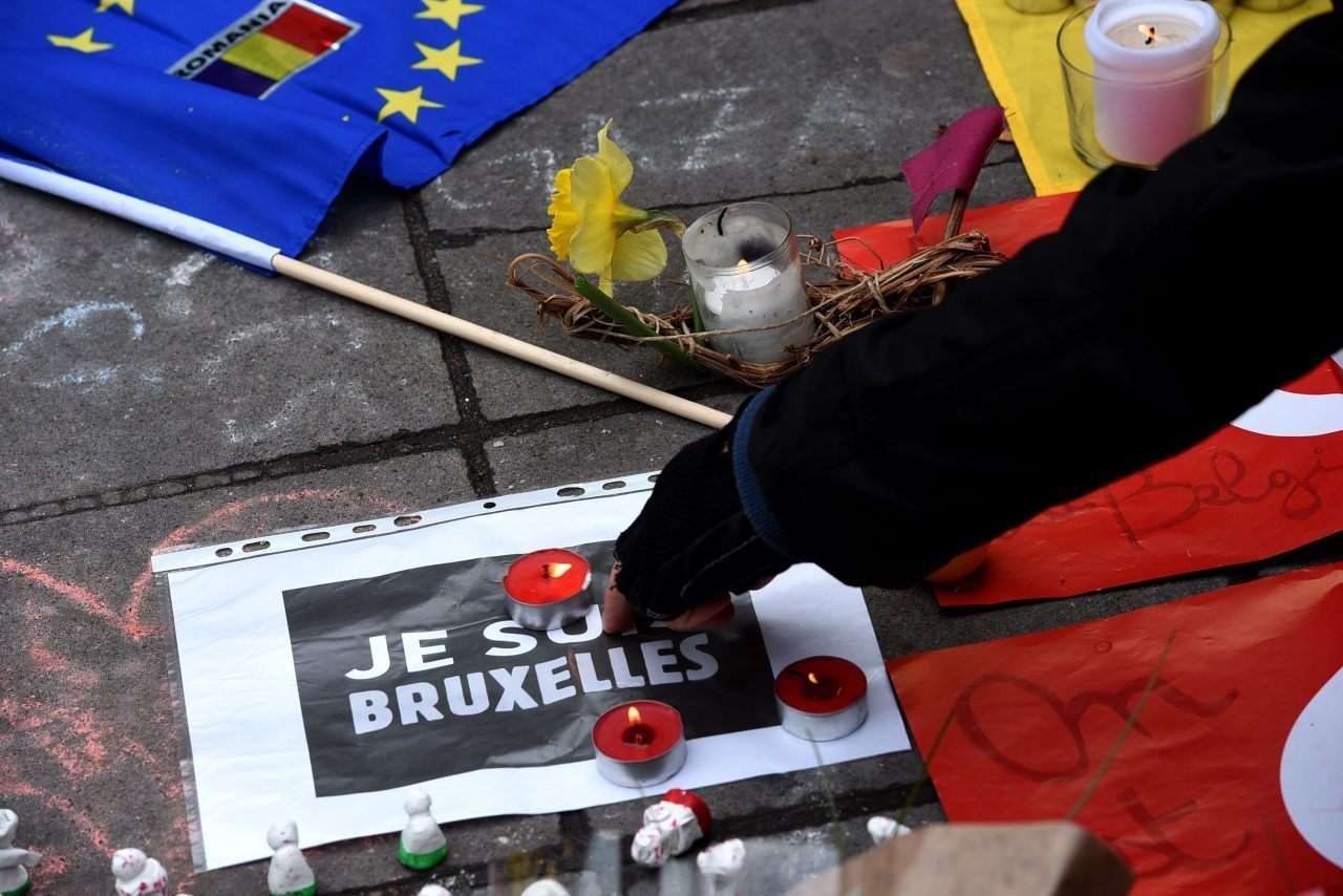 BELGIUM-ATTACKS-SILENCE