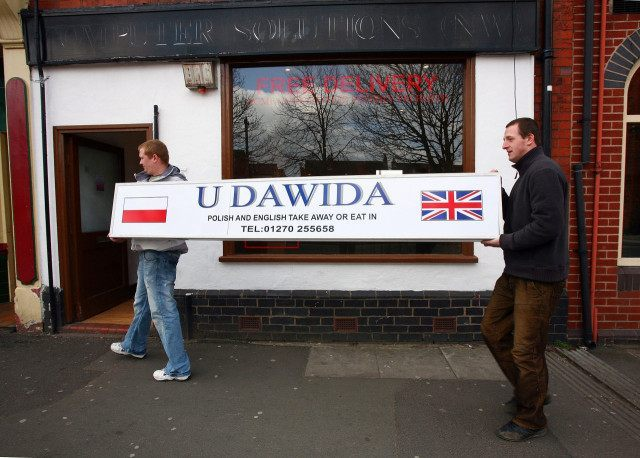 Polish community Continues To Thrive In UK