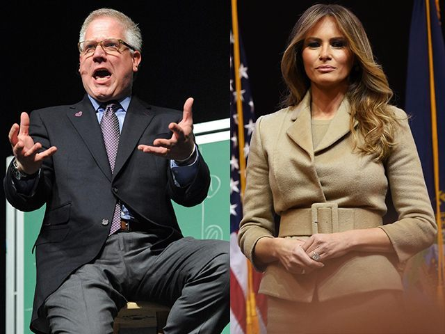 discussion flashback glenn beck attacks melania trump as porno model