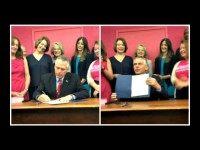 Gov. Mcauliff vetoes Planned Parenthood bill @GovernorVATwittee